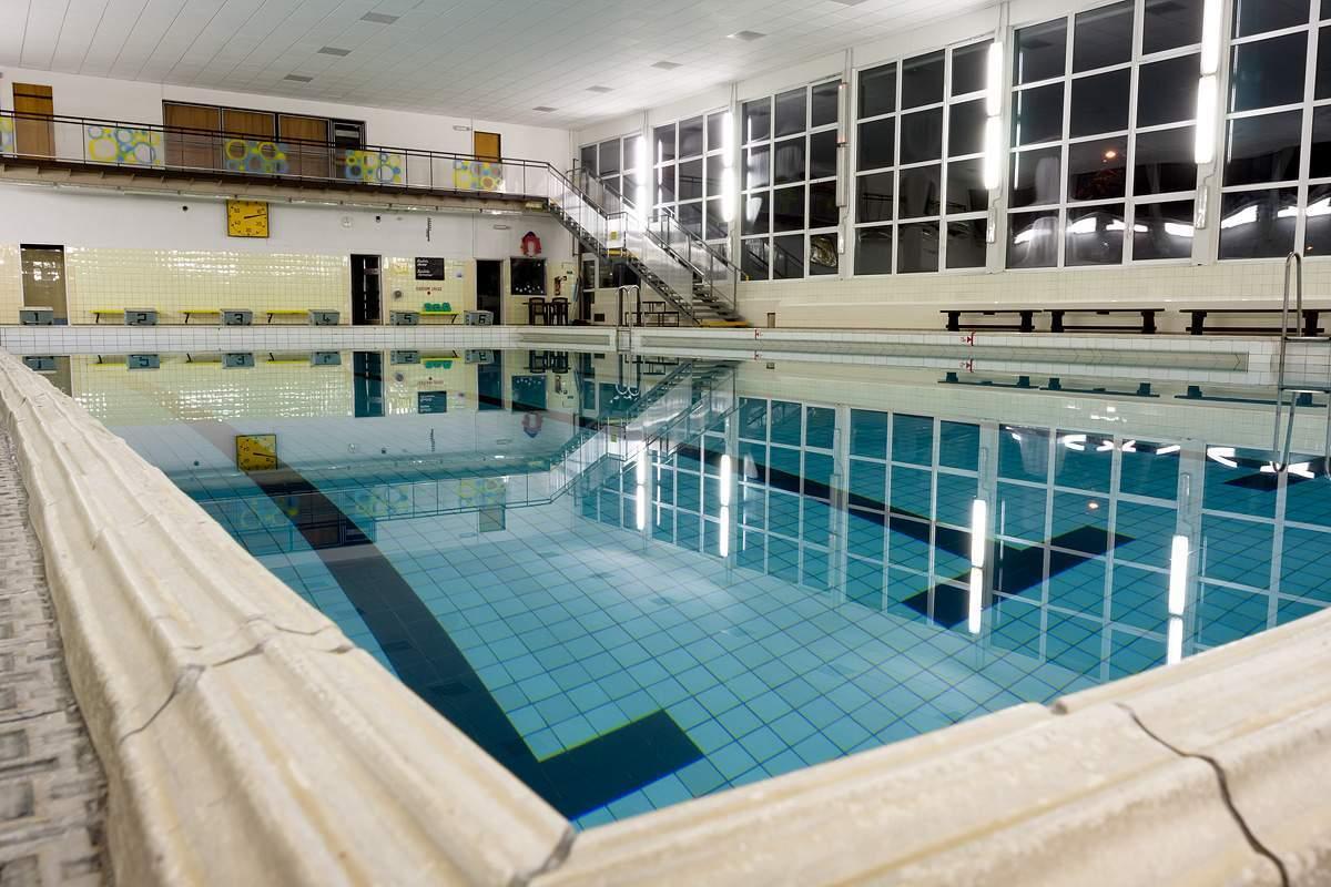Bazén SK Radbuza Plzeň