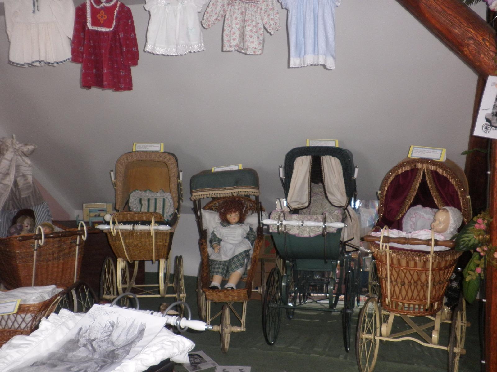 Muzeum kočárků Bludov