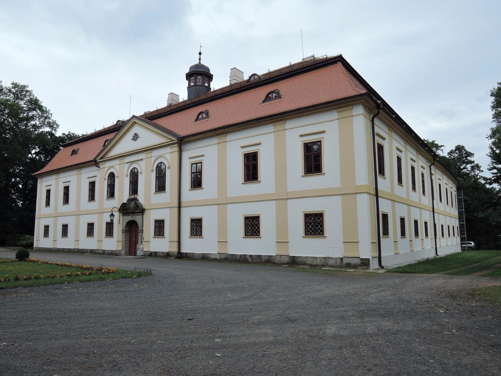 Zámek a muzeum Chotěboř