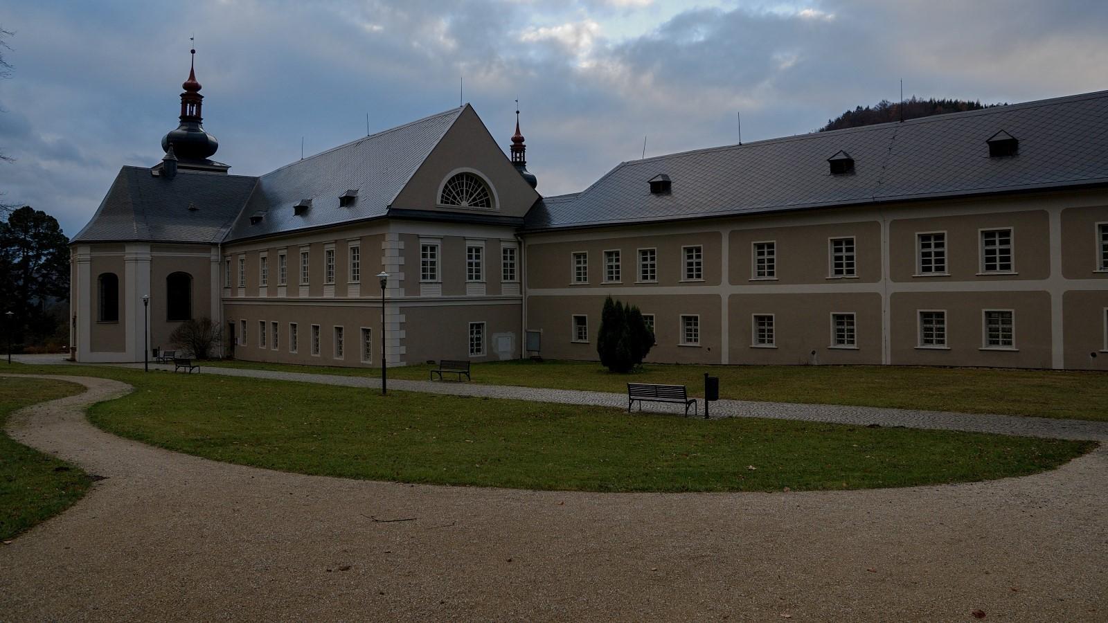 Schloss Loučná nad Desnou