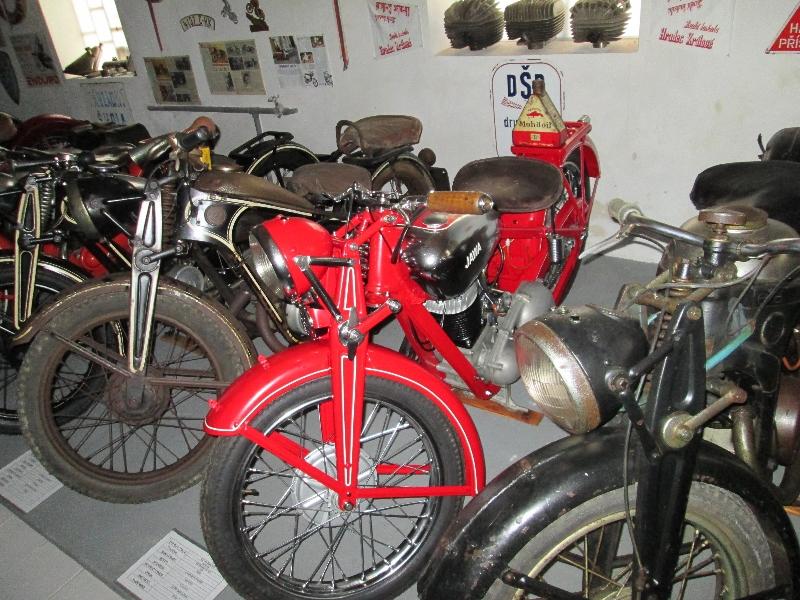 Muzeum Motocyklů Šestajovice