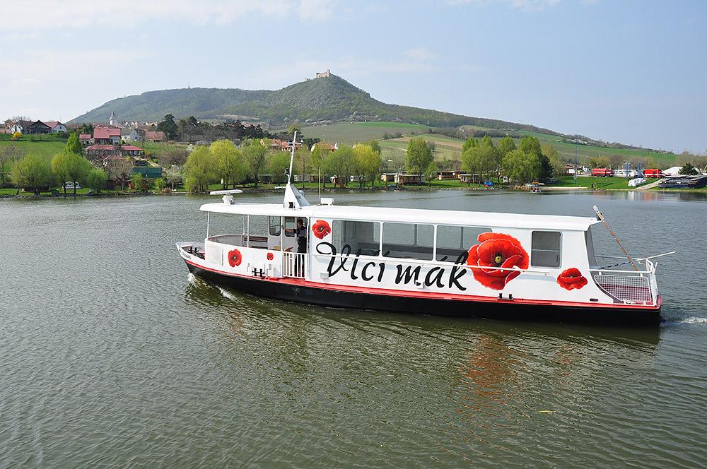 Lodní doprava Břeclav - Dyje