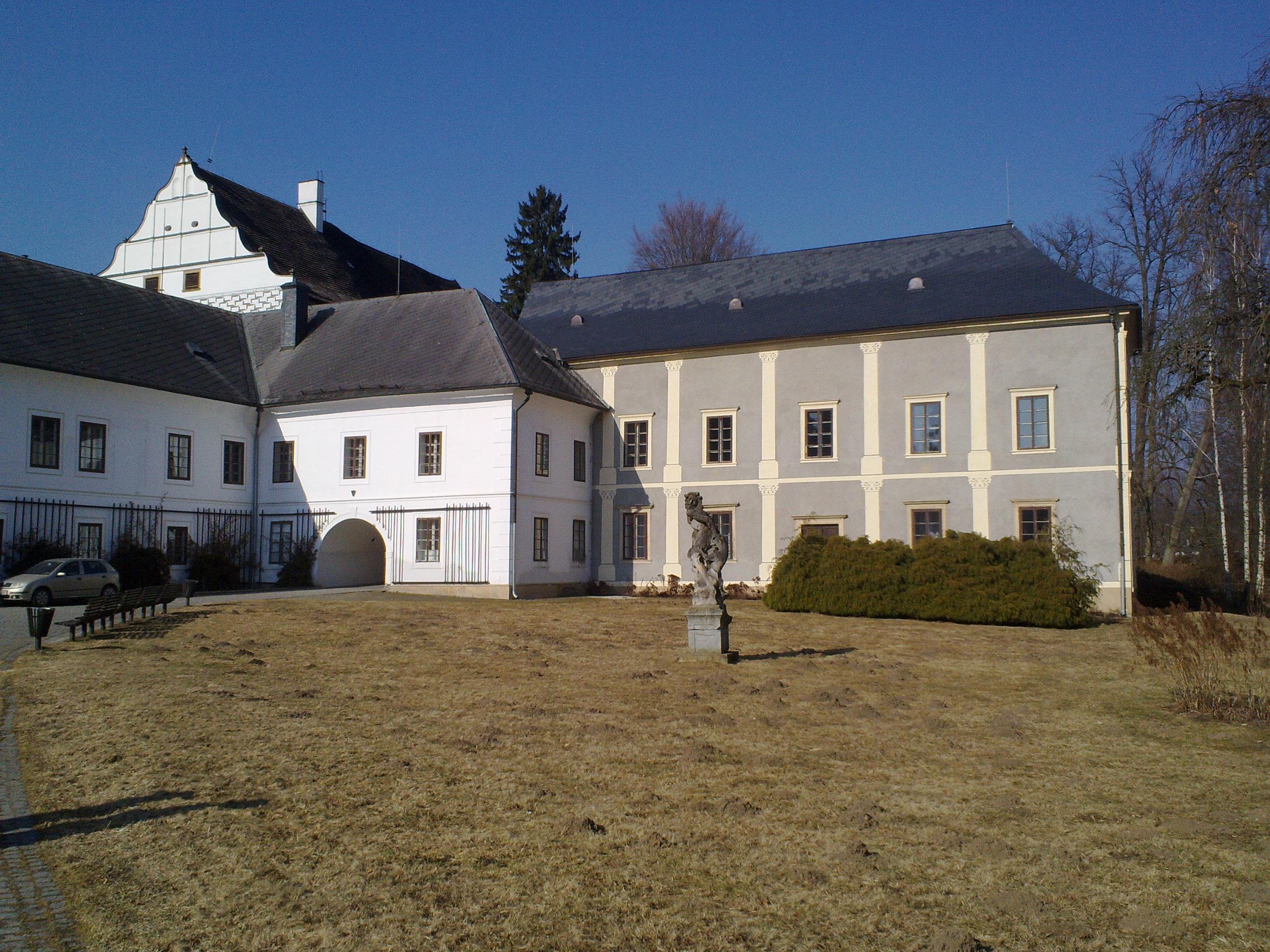 Schloss Velké Losiny