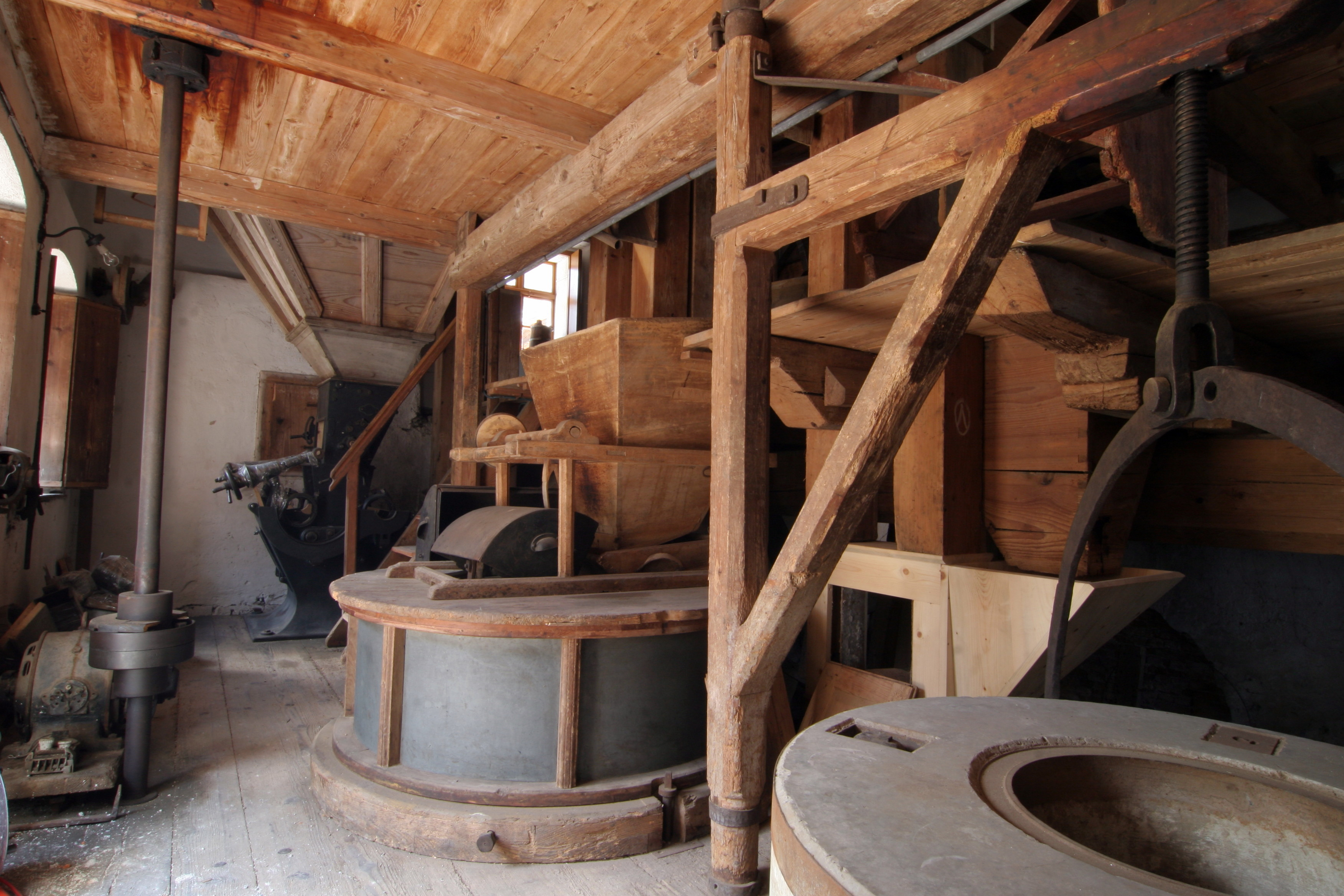 Water mill Wesselsky