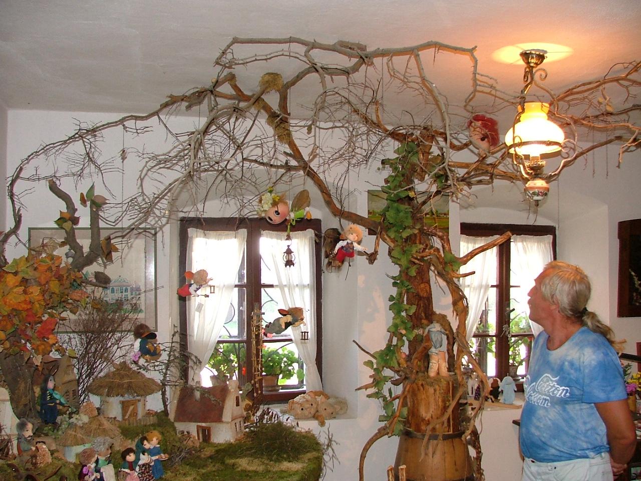 Blata Schmiede und Theaterpuppen Museum