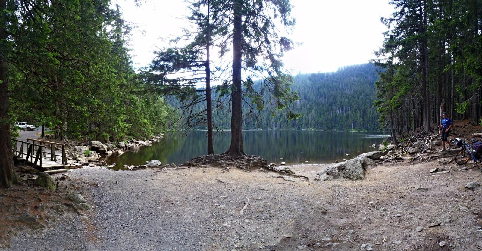 Teufels-See Böhmerwald