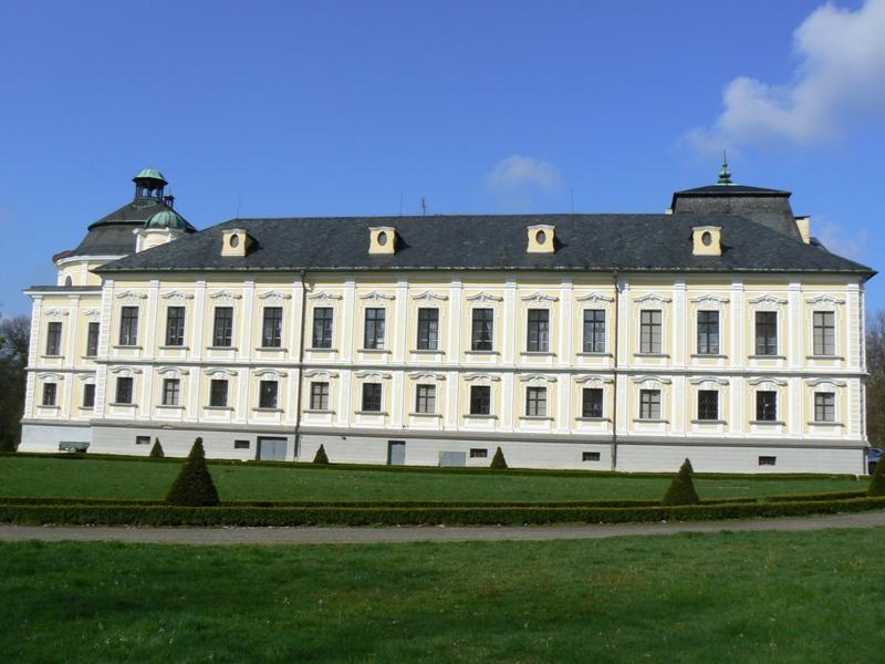 Schloss Kravař