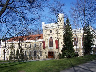 Krčský Schloss