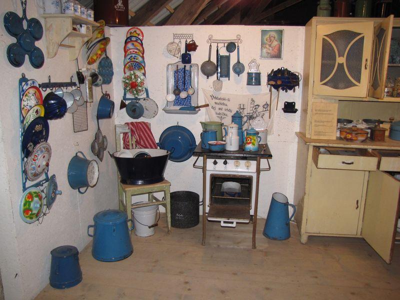 Muzeum smaltu a smaltovaného nádobí