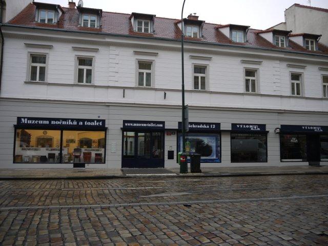 Museum historischer Toiletten und Nachttöpfe