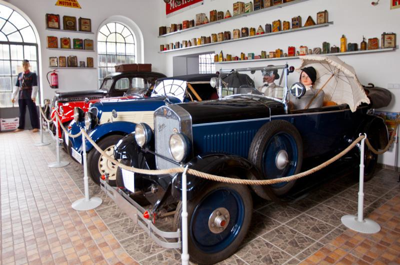 Muzeum motorismu