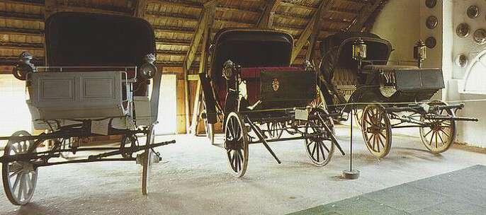Soukromé muzeum historických vozidel a staré zemědělské techniky