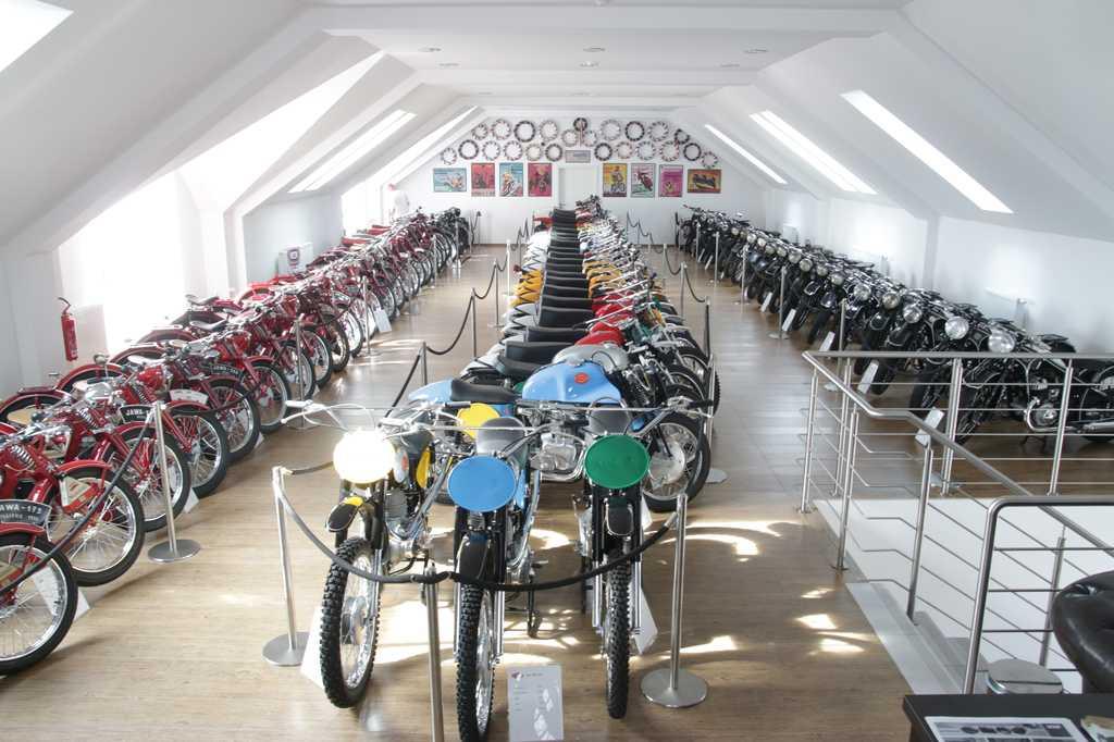 Muzeum motocyklů Chlumčany