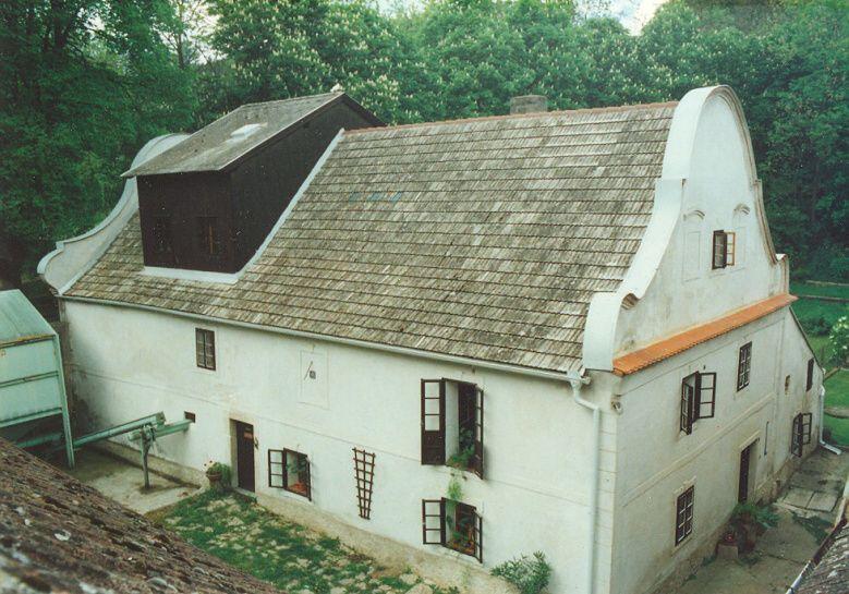Mühle bei Veselých