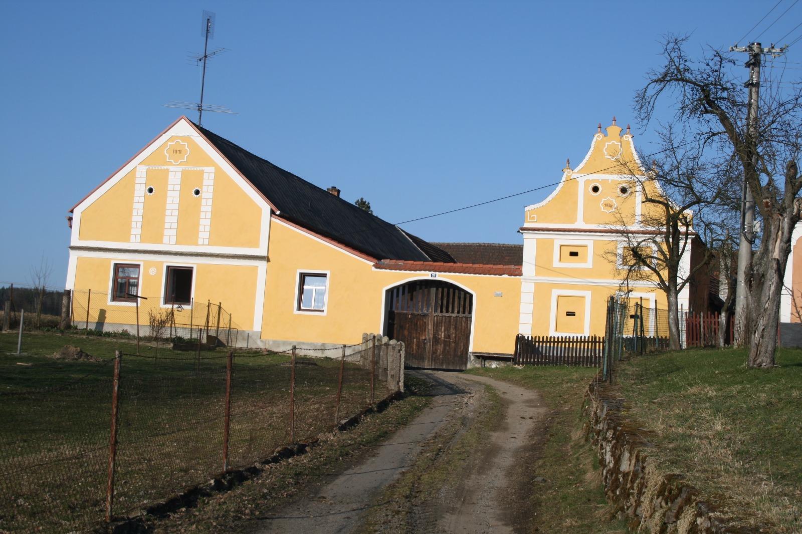 Vesnická památková rezervace Vlastiboř
