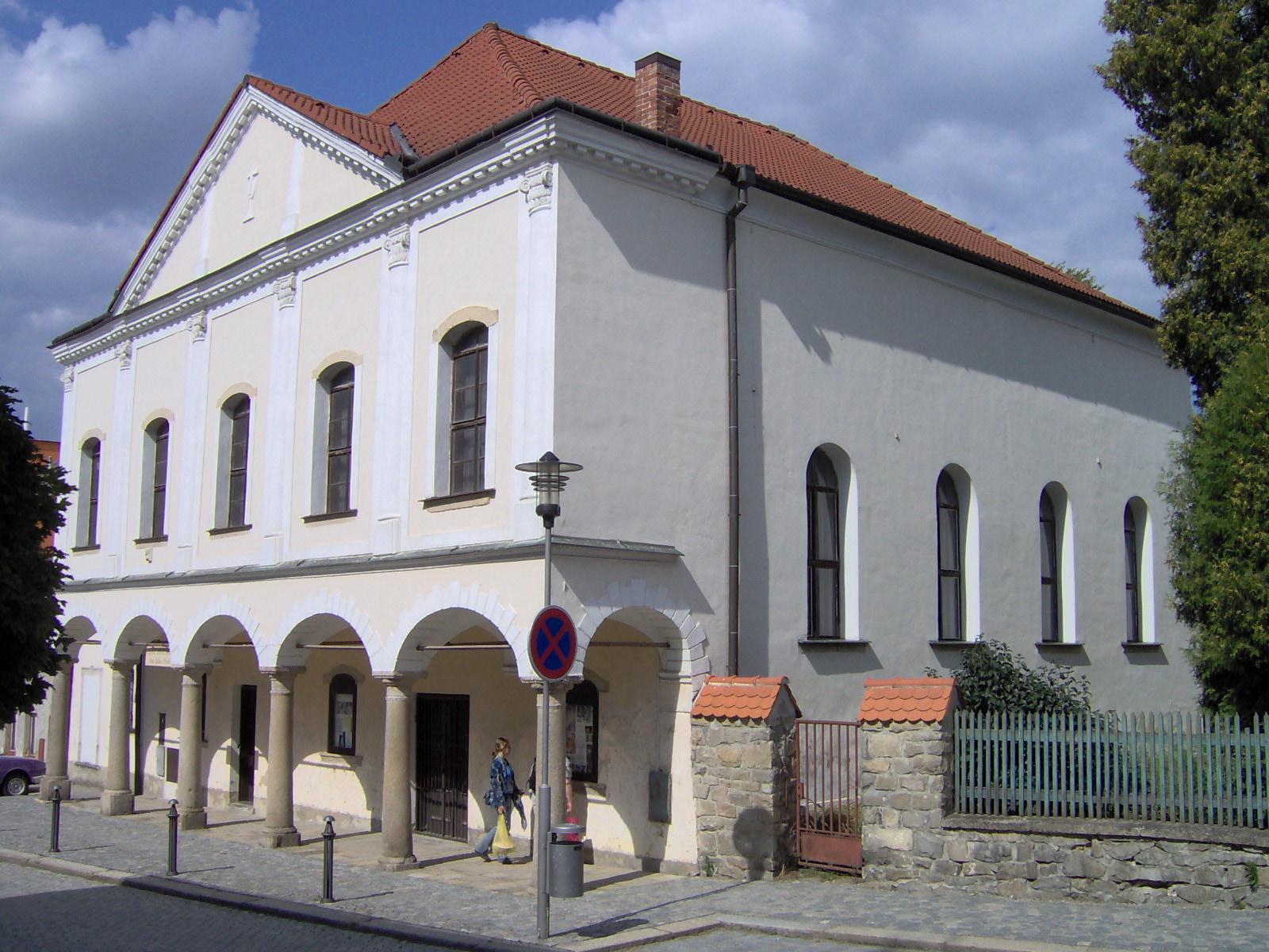 Städtebauliche Denkmalschutzzone Třešť (Triesch)