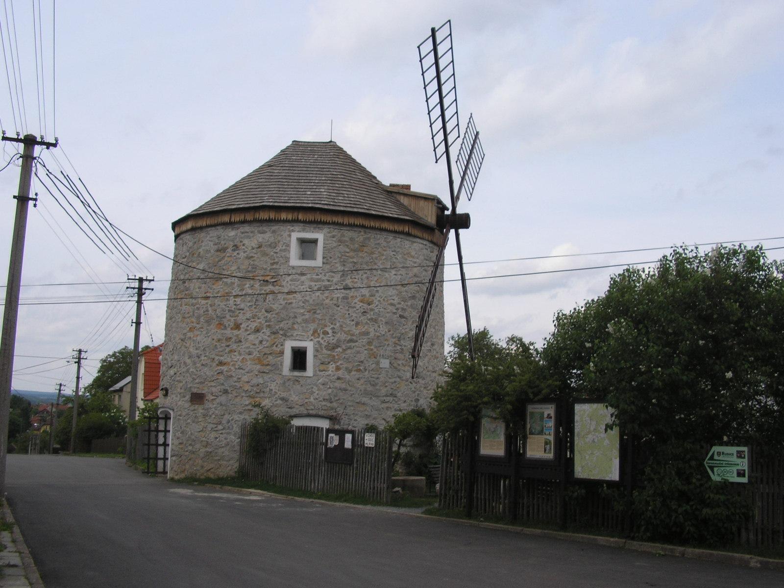 Museum Windmühle Rudice