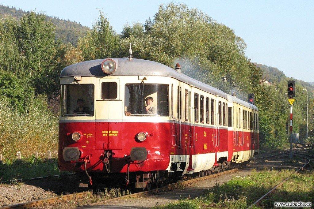 Zahnradbahn Museum und Zahnradbahn-Strecke Tanvald - Kořenov - Harrachov