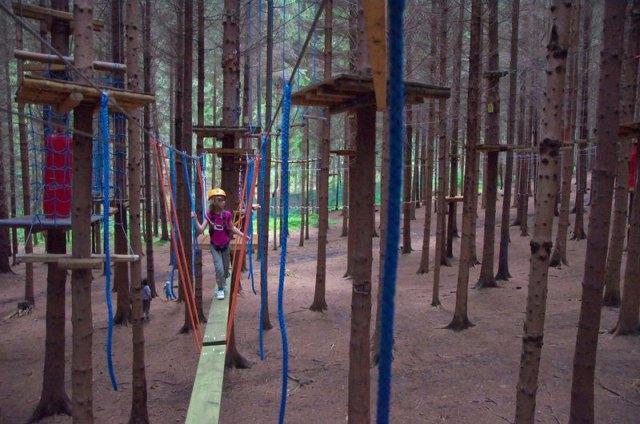 Adrenalin Park Jeseníky - zážitky pro celou rodinu