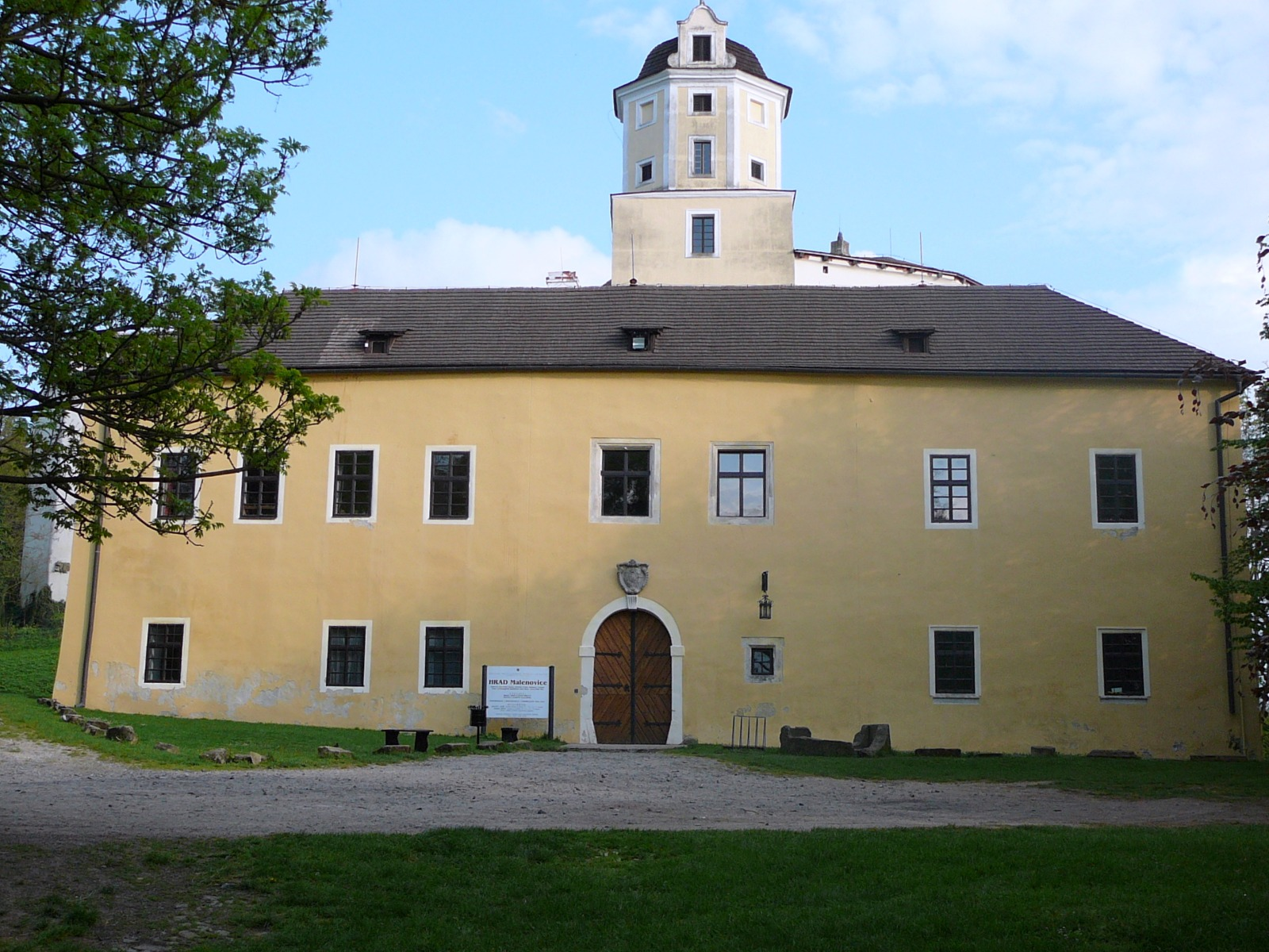 Burg Malenovice