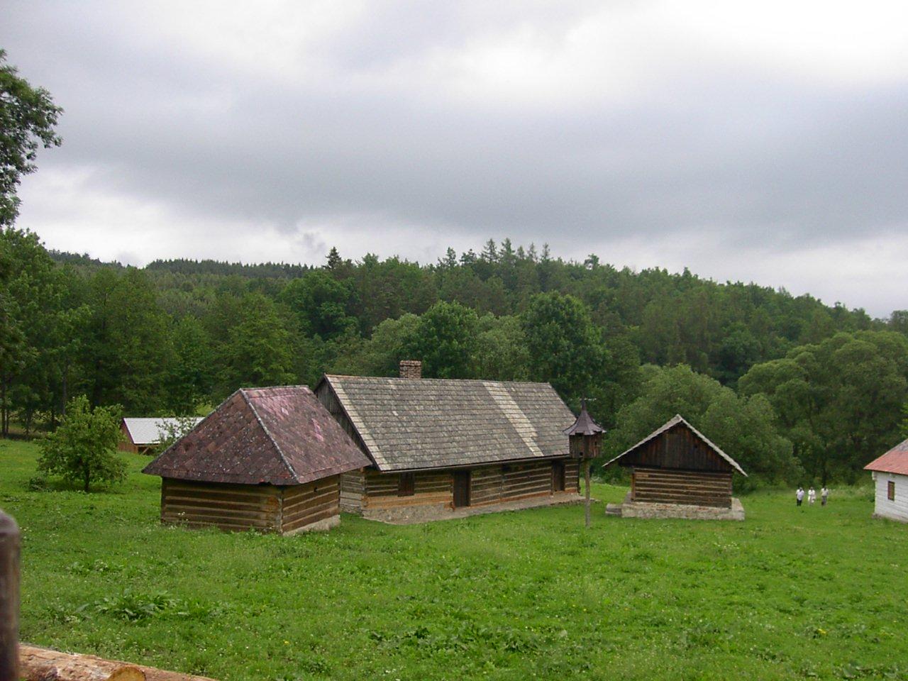 Freilichtmuseum Vysoký Chlumec