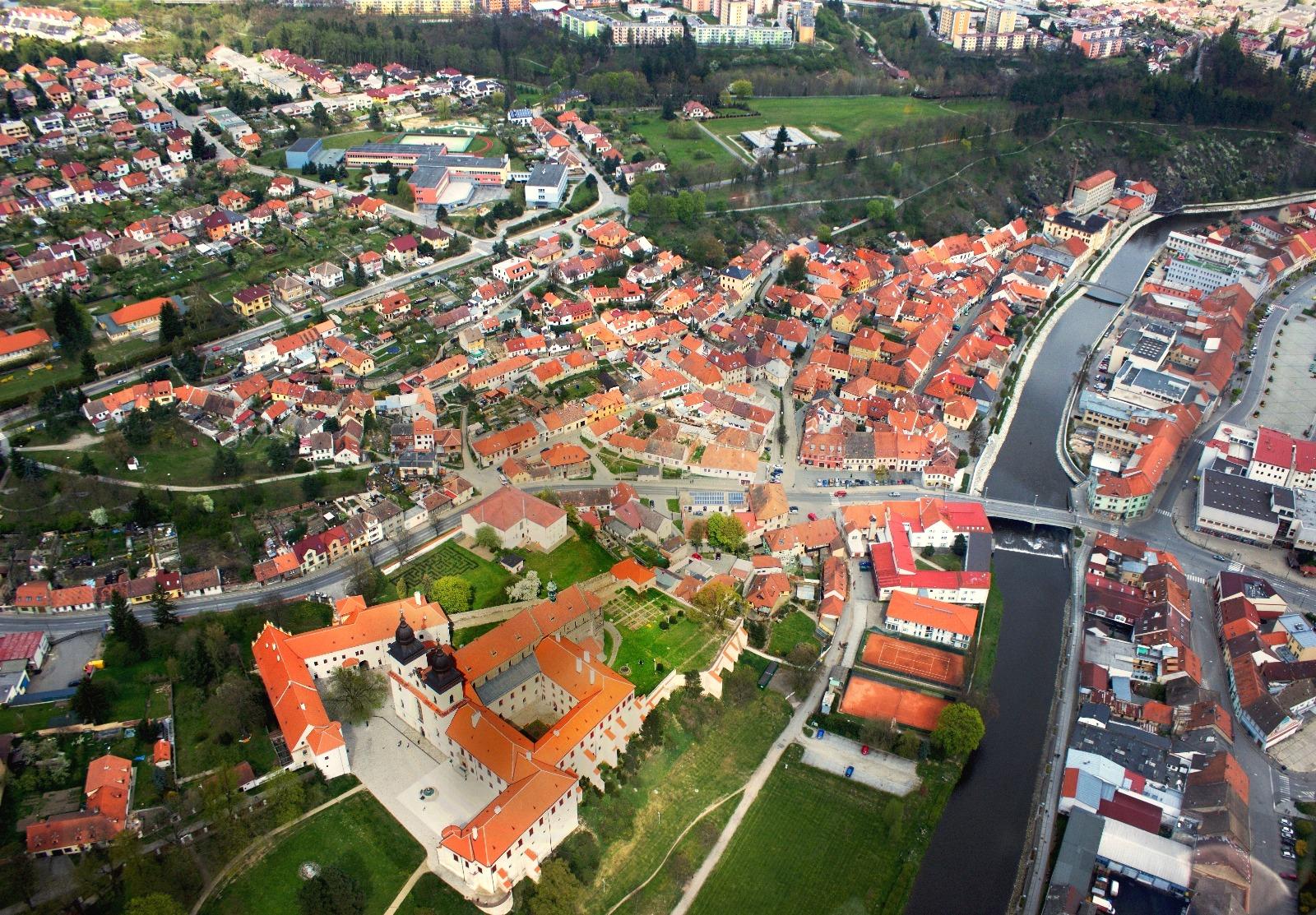 The Jewish Quarter and Jewish Cemetery