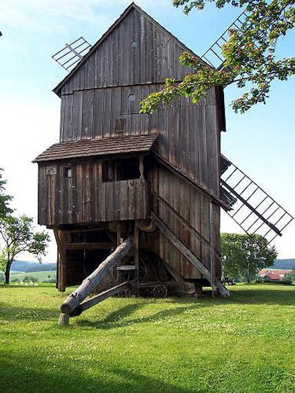 Windmühle Partutovice