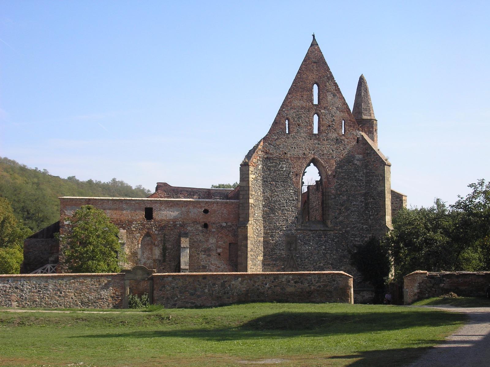 Ruine Kloster Rosa coeli (Himmelsrose)