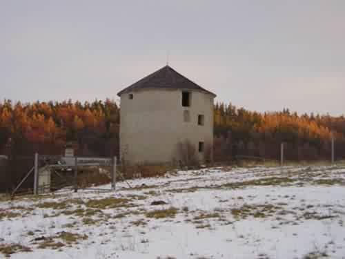 Větrný mlýn Lichnov