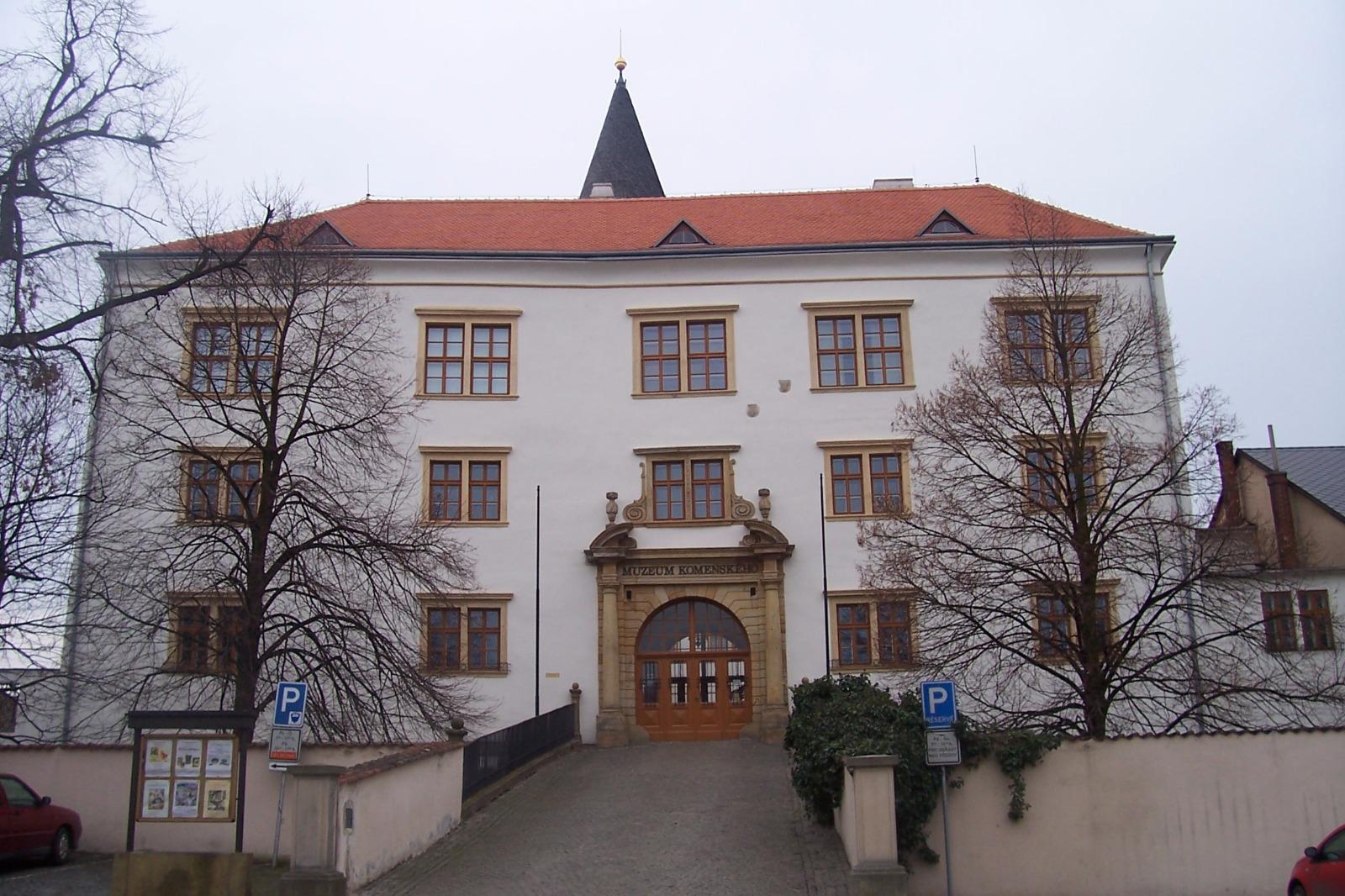 Muzeum Komenského