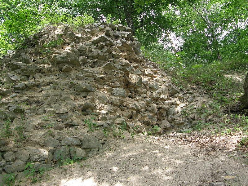 Čertův hrádek - Olomoučany (Olomutschan)