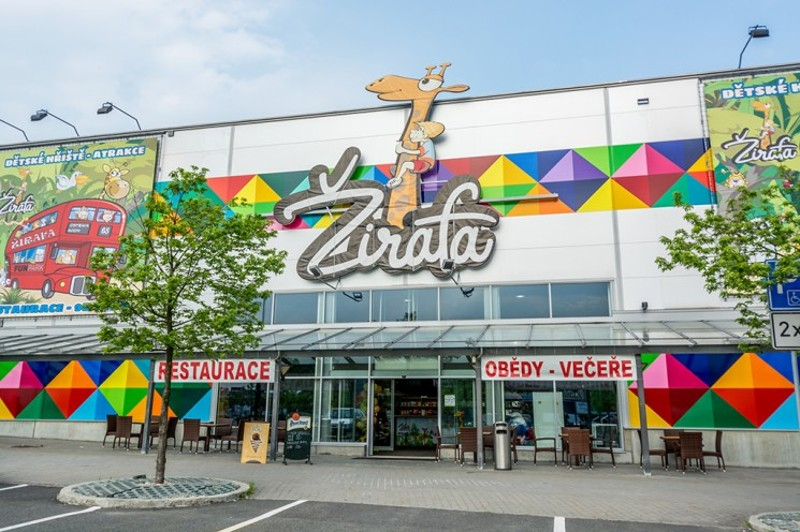 FunPark Žirafa Ostrava