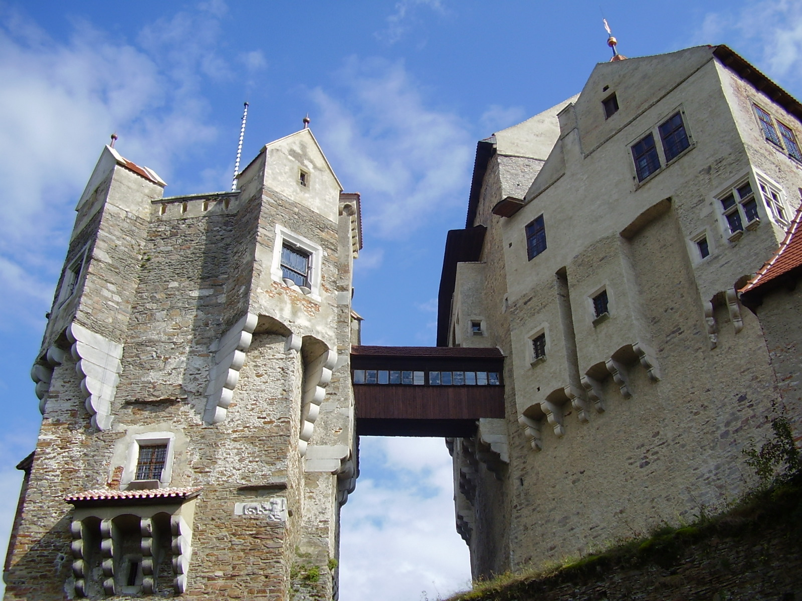 Burg Pernštejn