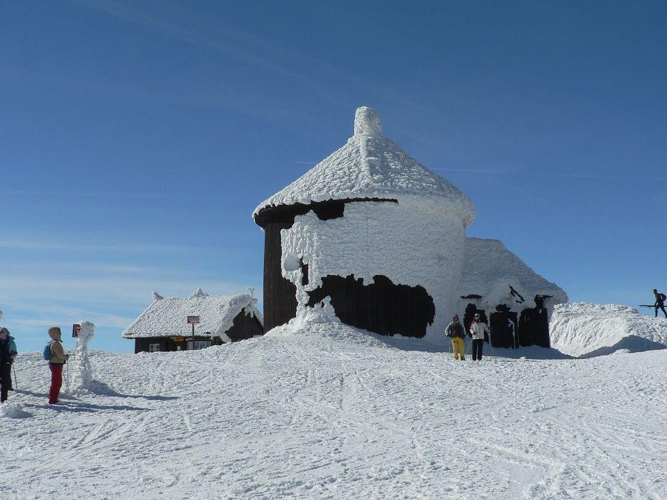 Sněžka (Schneekoppe)